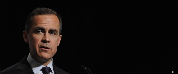 MARK CARNEY FINANCIAL BANK REFORM