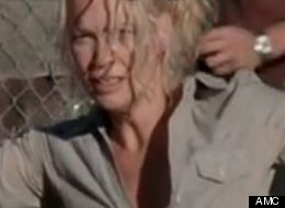 'Walking Dead' Recap: Andrea's Got A Knife (But Is She Afraid To Use It)