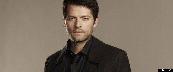 Supernatural Misha Collins Series Regular
