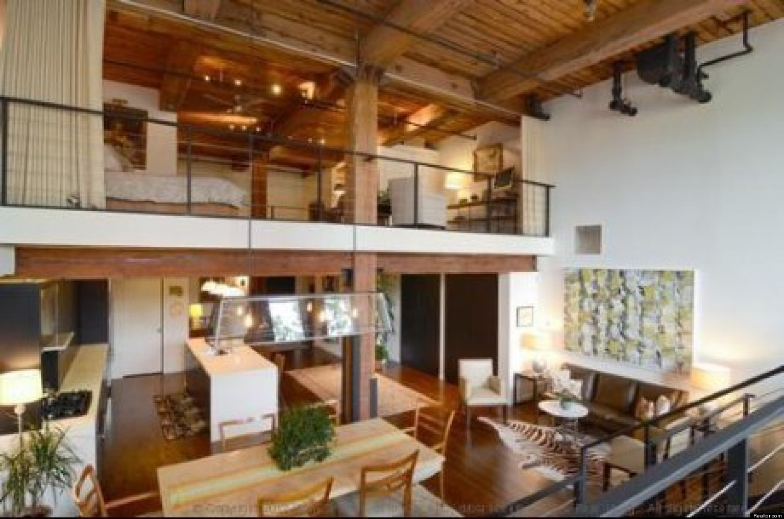 West Loop Timber Loft Smashing And Spacious One Of A