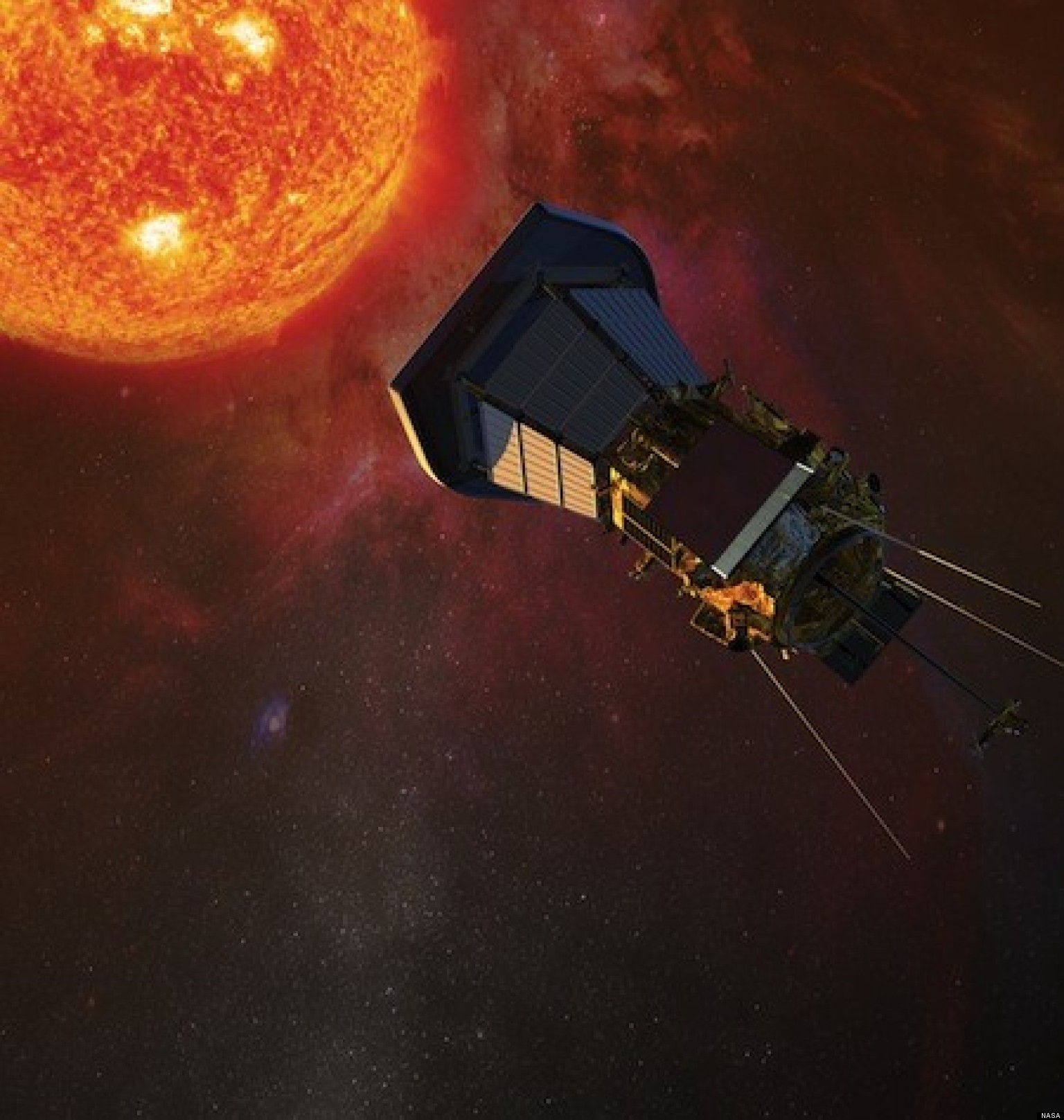Fastest Spacecraft Record May Be Broken In 2018 By NASA's ...