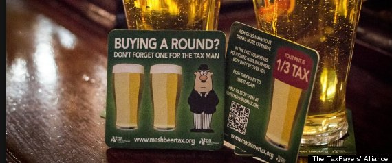 BEER TAX BUDGET 2013