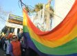 Westboro Baptist Church Anti-Gay Protest At Santa Monica High School Blocked By Students, Community (VIDEO)