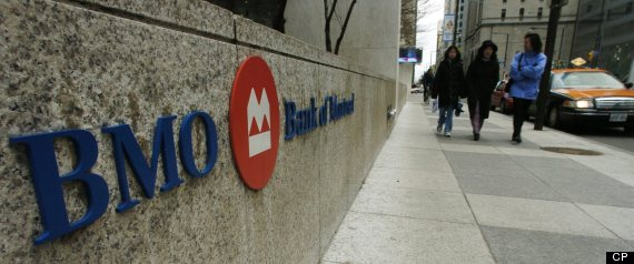 Bmo Q1 Earnings 2013