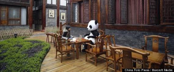 PANDA HOTEL