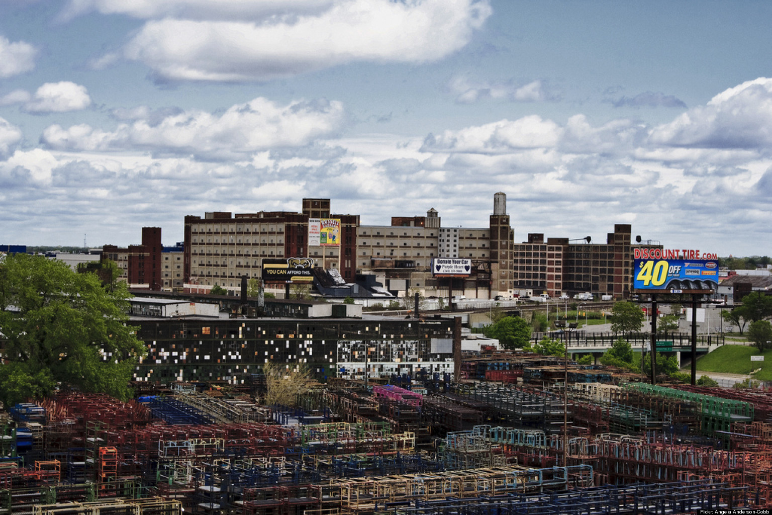 North End, Detroit Neighborhood East Of New Center, Is ...