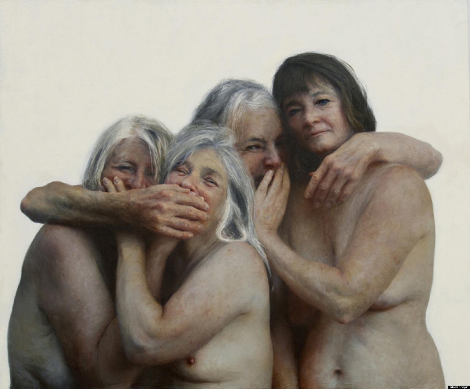 Фото пожилых полных голых женщин 4 фотография