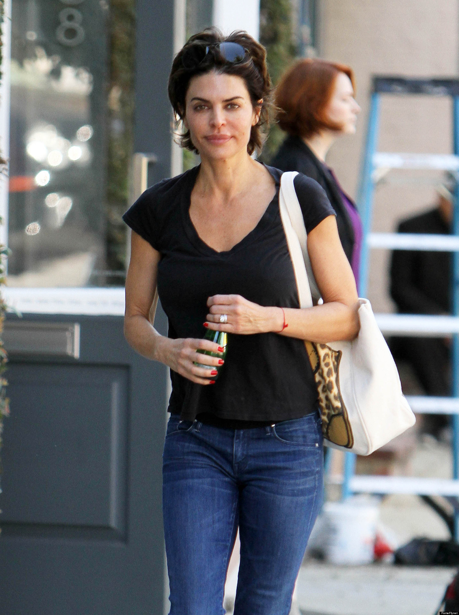 Lisa Rinna No Makeup