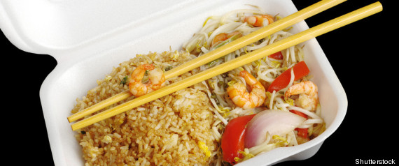 UNHEALTHY RESTAURANT FOOD