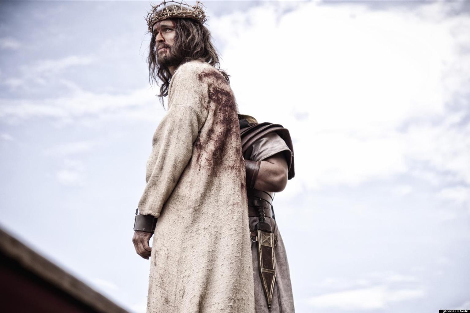 Mark Burnett & Roma Downey on Continuing Their Bible ...