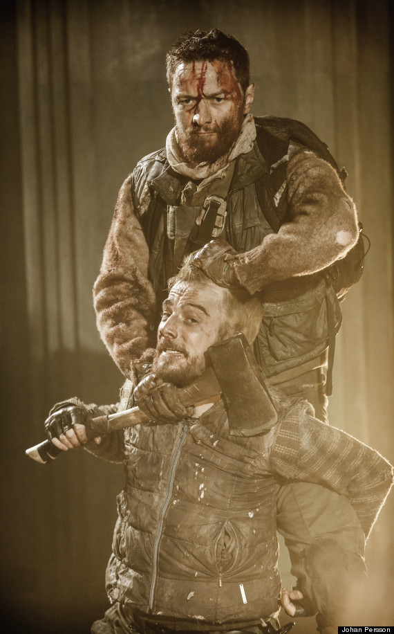 macbeth trafalgar studios james mcavoy