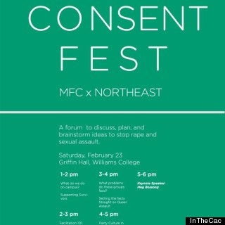 consentfest flyer