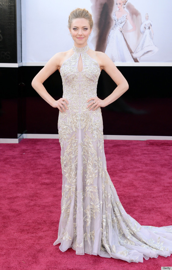 Anne Hathaway: Oscar Dress Was Last-Minute Decision -- Sorry ...