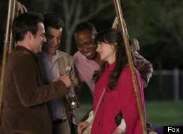 'New Girl': Schmidt And Nick Celebrate Their Bromance