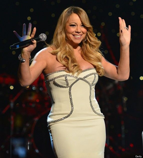 Mariah Carey Suffers Nip Slip During So So Def 20th Anniversary