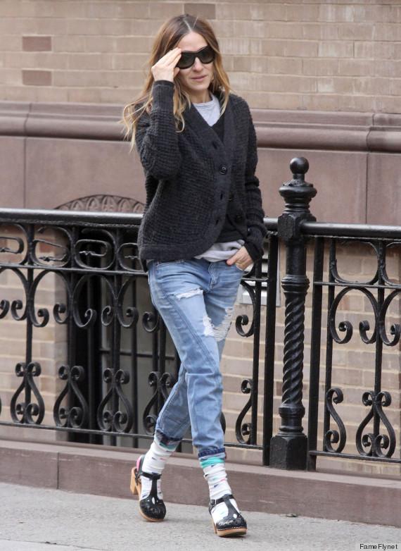 sarah jessica parker socks