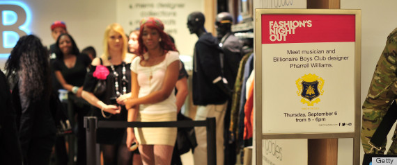huffingtonpost reports fashions york city