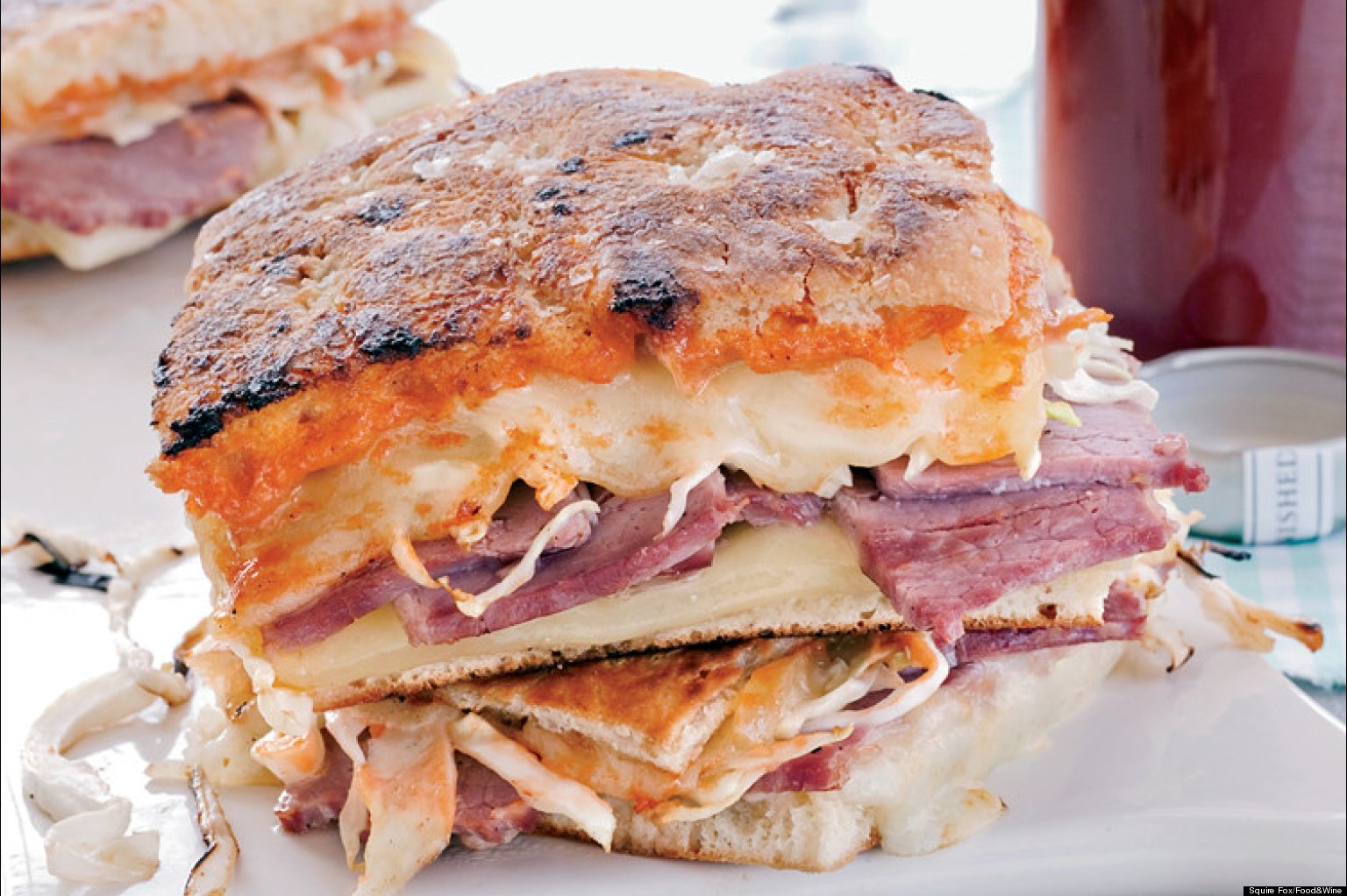 Reuben Sandwich: Twists On The Classic Recipe (PHOTOS) | HuffPost