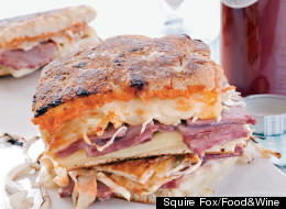 11 Twists On The Reuben Sandwich