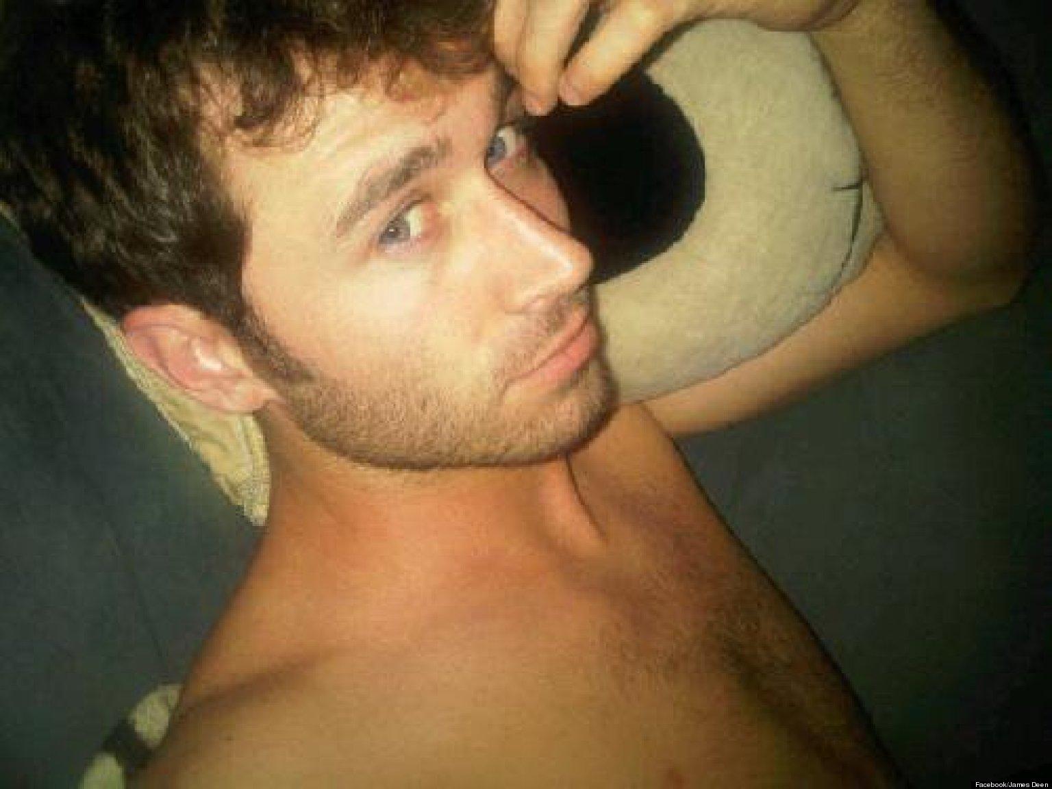 Джеймс дин порноактер размер членам