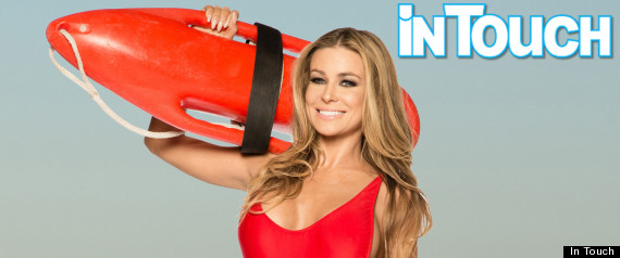 CARMEN ELECTRA BAYWATCH SWIMSUIT