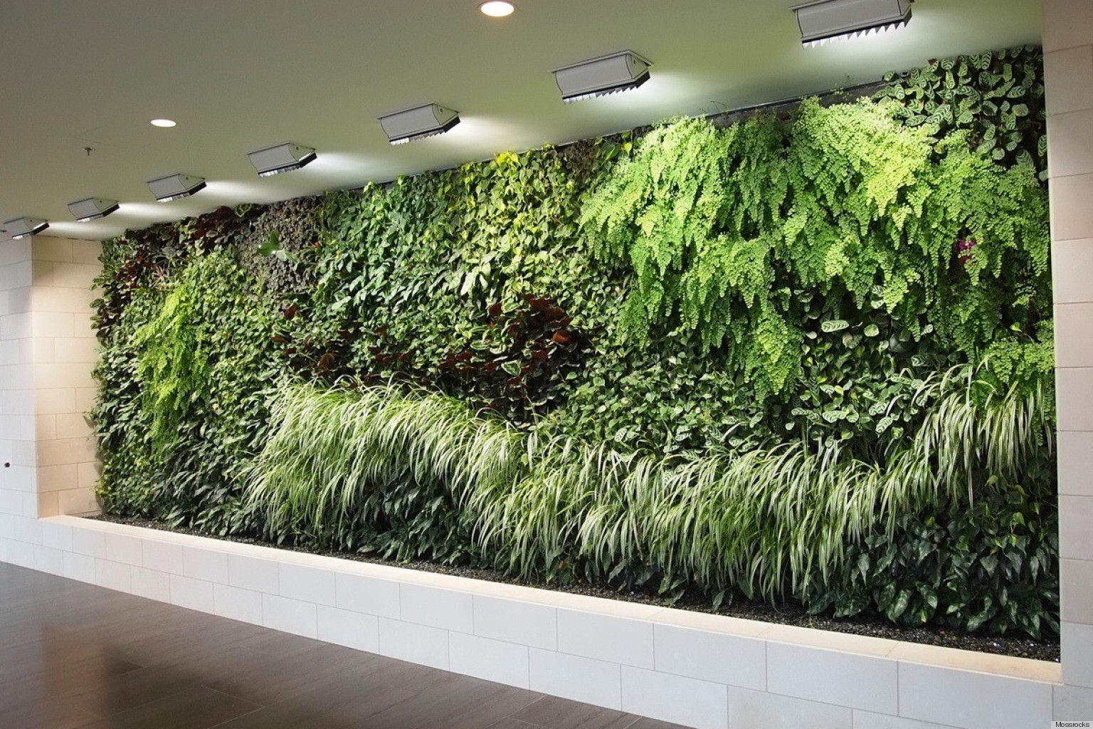 Beautiful Vertical Garden Photo Inspires Us To Grow One Of Our Own ...