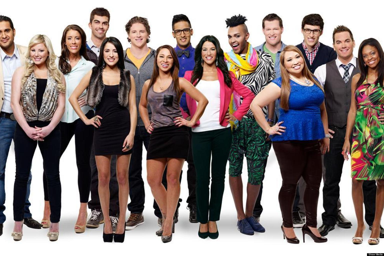 Canada Big Brother 2014 Cast