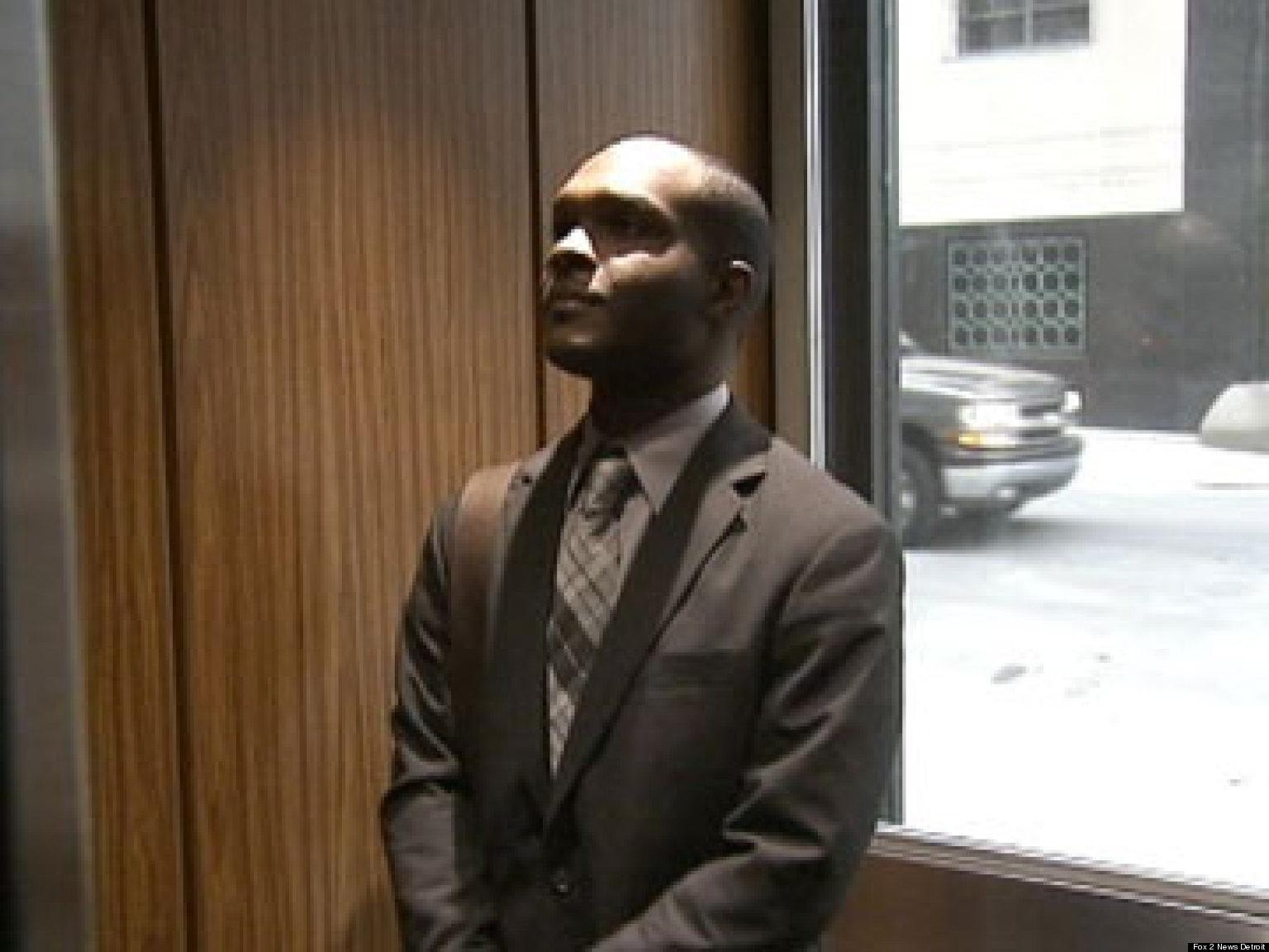 Michael Winans Jr in Prison