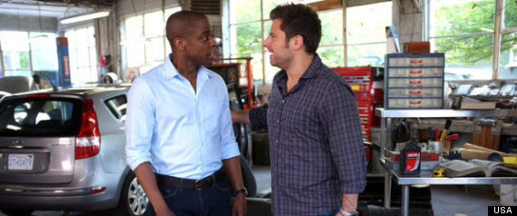 FIVE REASONS TO WATCH PSYCH