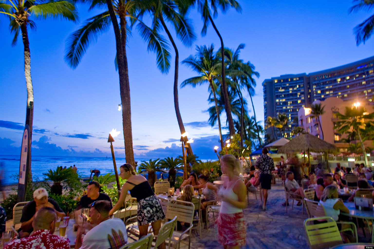 Public Pension Officials Can't Resist Taxpayer-Paid Trip To Hawaii