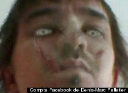 Denis Marc Pelletier accusé de menace terroriste et de menaces de mort