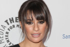 Lea Michele's Bra-Top Dress Grabs Our Attention...