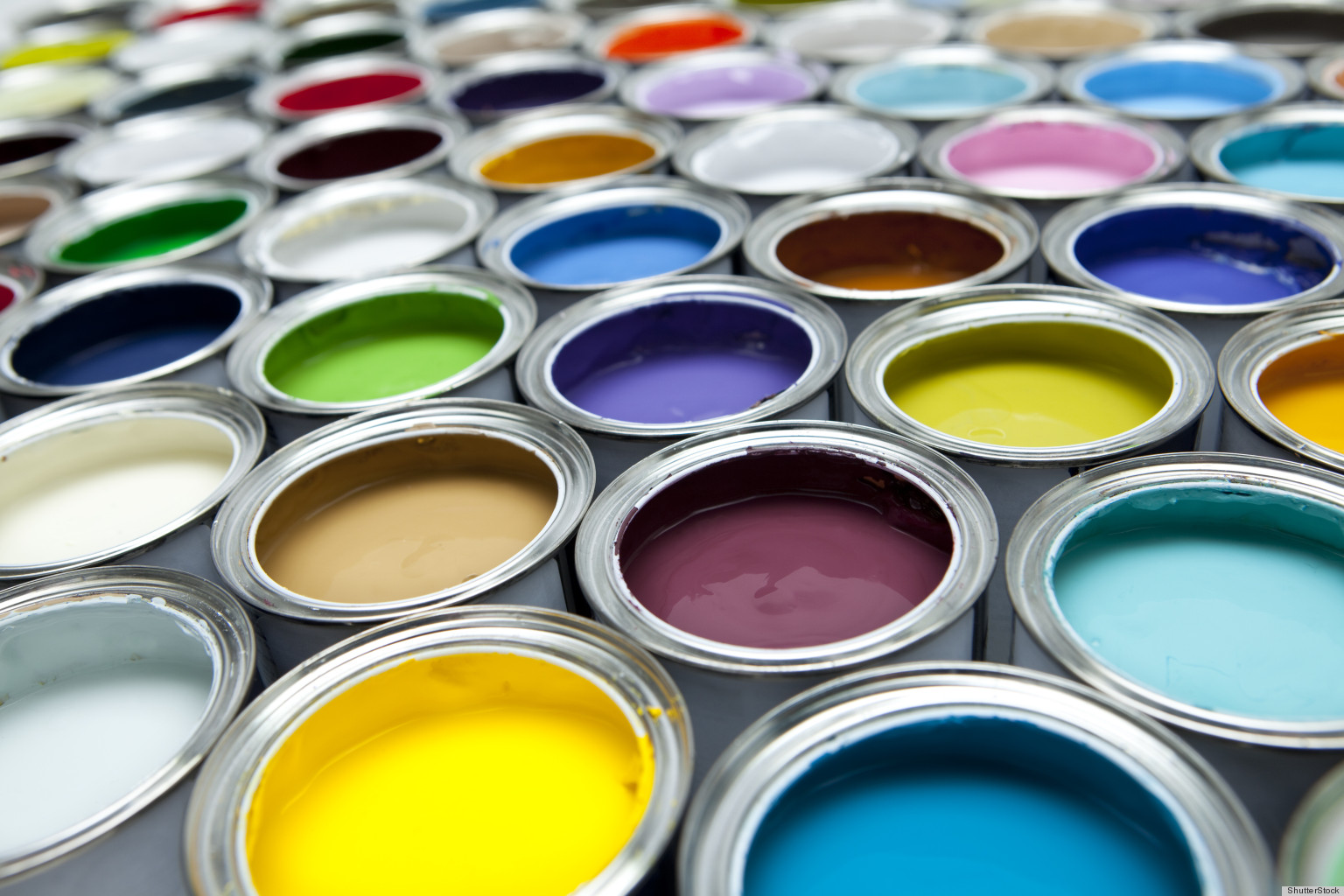 O FUNNY PAINT COLOR NAMES
