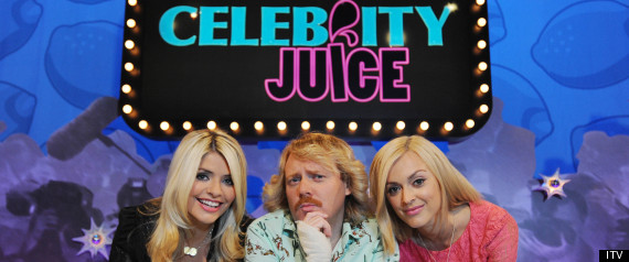 Celebrity juice returns with kelly brook the top 10 juiciest