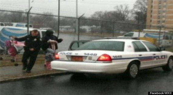 officer charles ziglar rain
