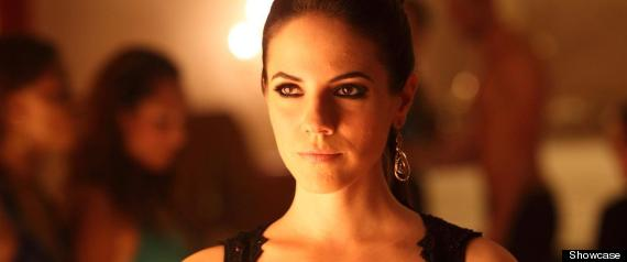 LOST GIRL ANNA SILK