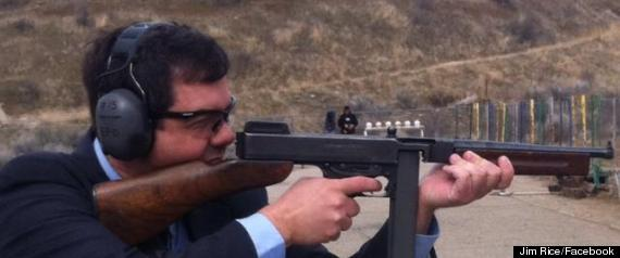 jim rice gun control