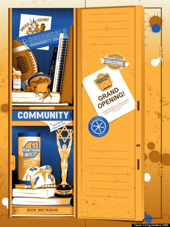 PaleyFest 2013 Posters: 'The Walking Dead,' 'Parenthood ...