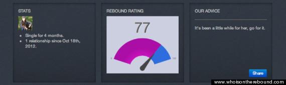 on the rebound app