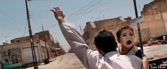 IRAQ AT EYE LEVEL