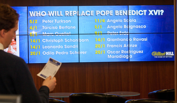 pope william hill