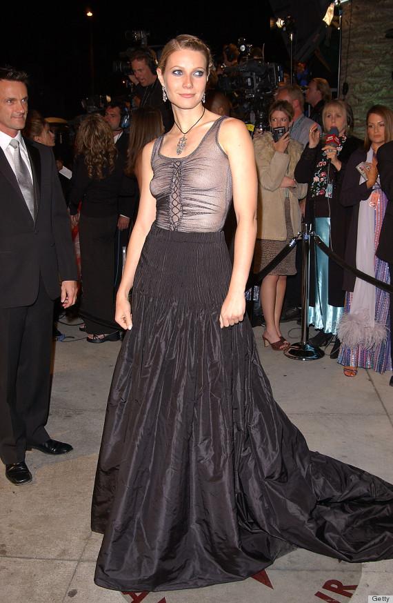 gwyneth paltrow worst oscar dresses