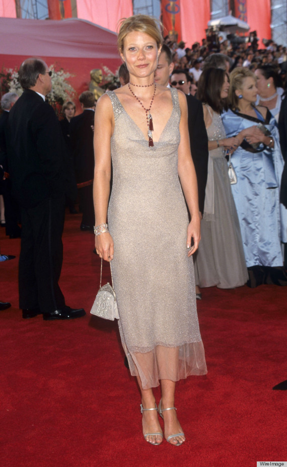 gwyneth paltrow worst oscar dresses