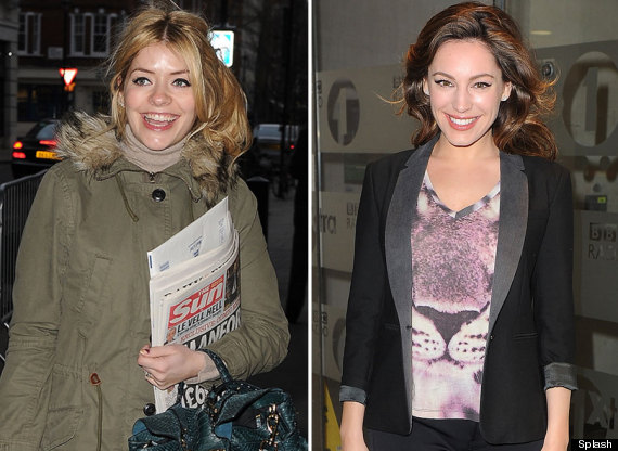 holly willoughby kelly brook