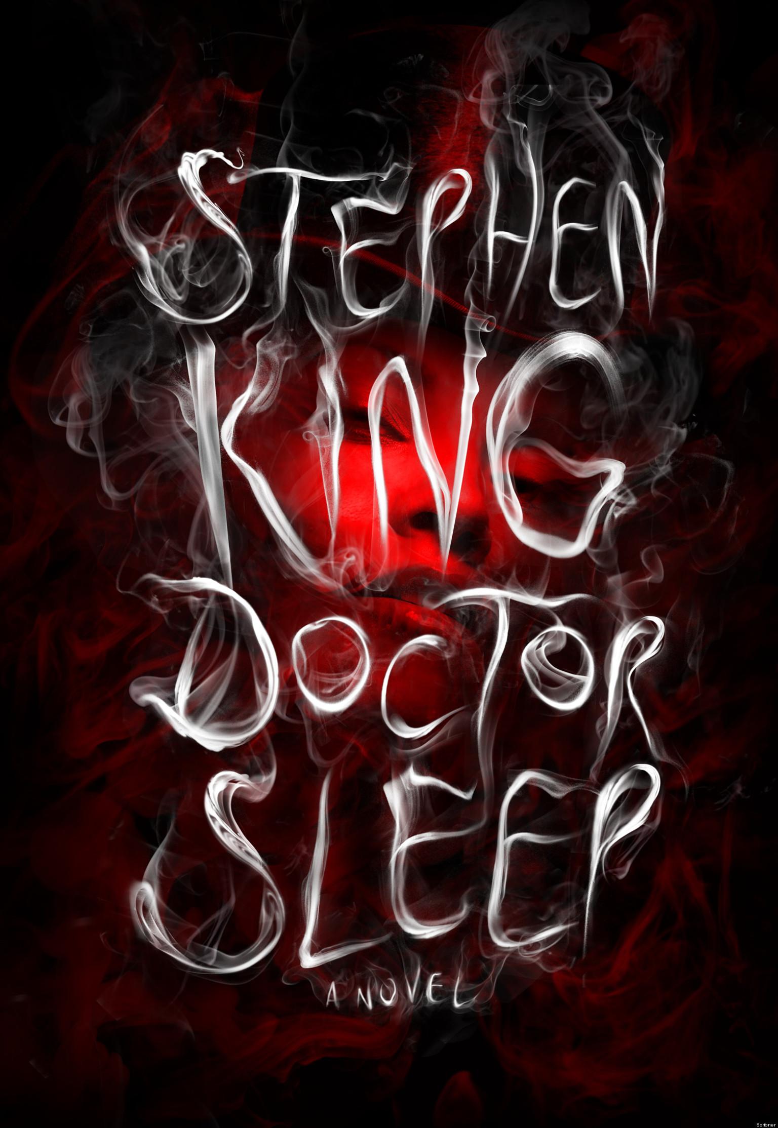 Resultado de imagen para doctor sleep cover
