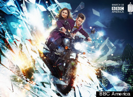 LOOK: New 'Doctor Who' Poster Previews Show's 'Most Exciting Year'