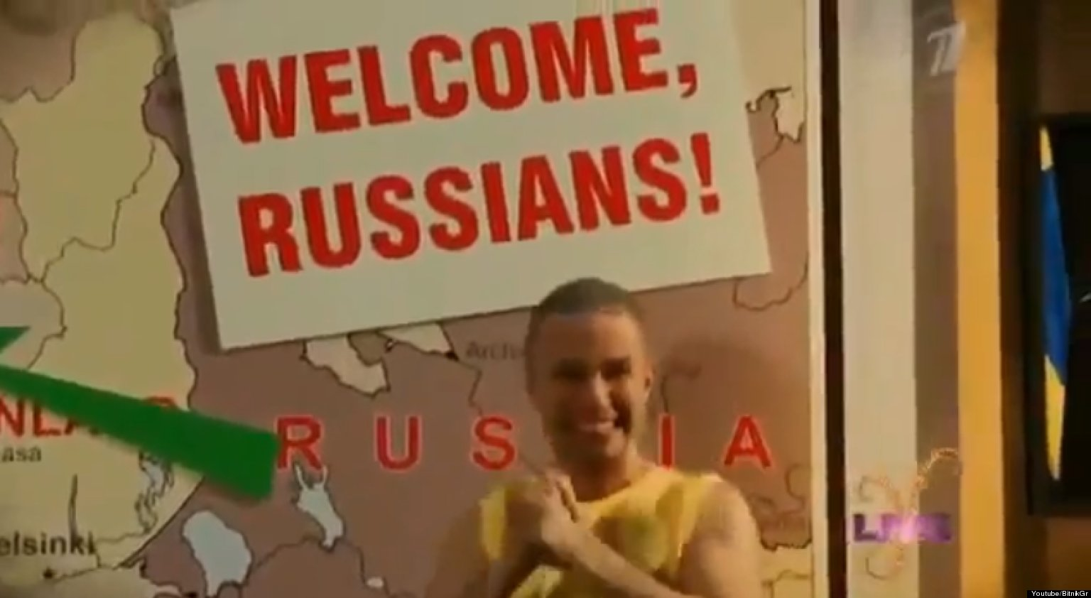 WATCH: Russia Mocks Sweden In Incredible ABBA Parody