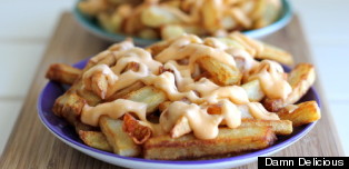 Cheese Fries Recipes For The Ages