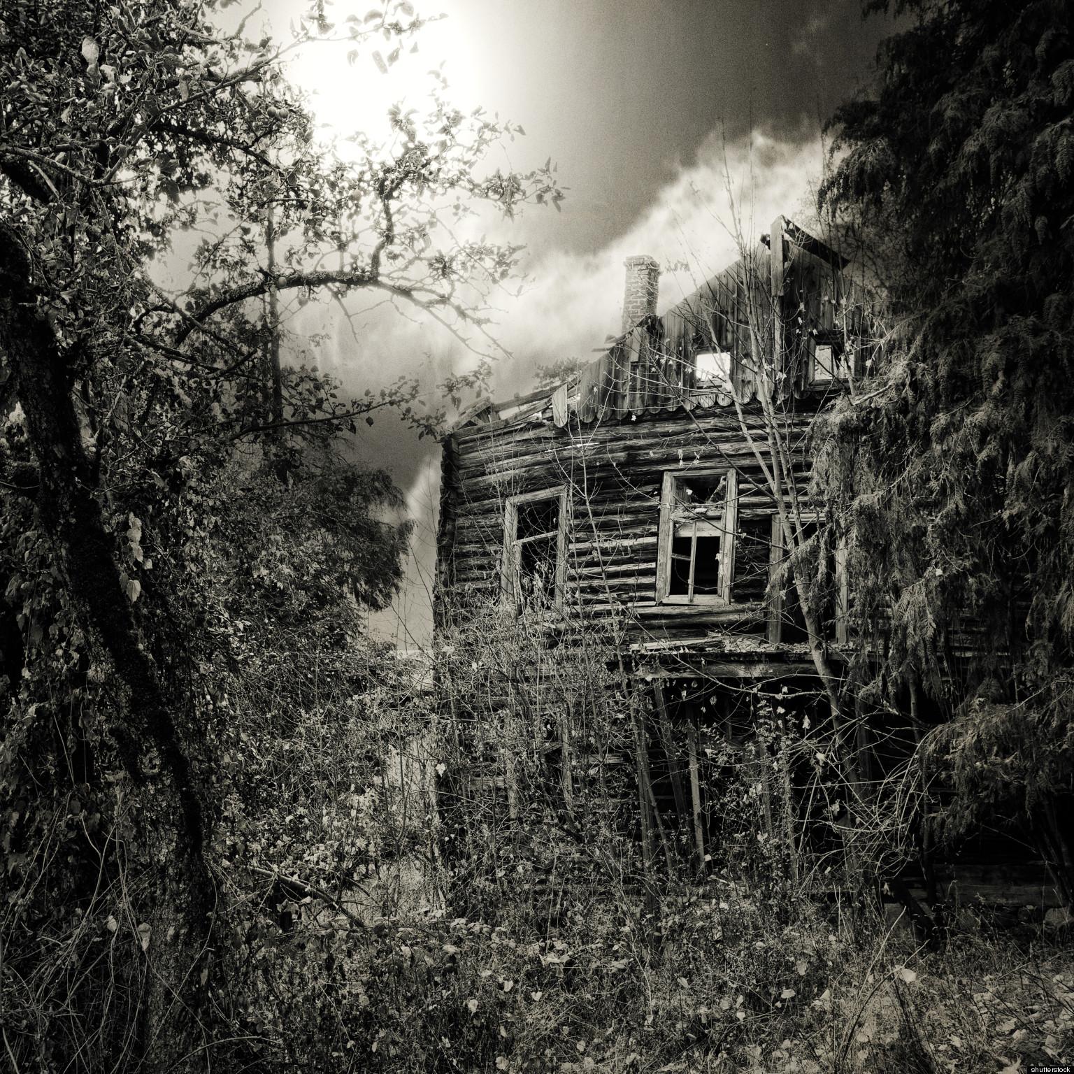The Mackenzie House Is A Spooky Gem