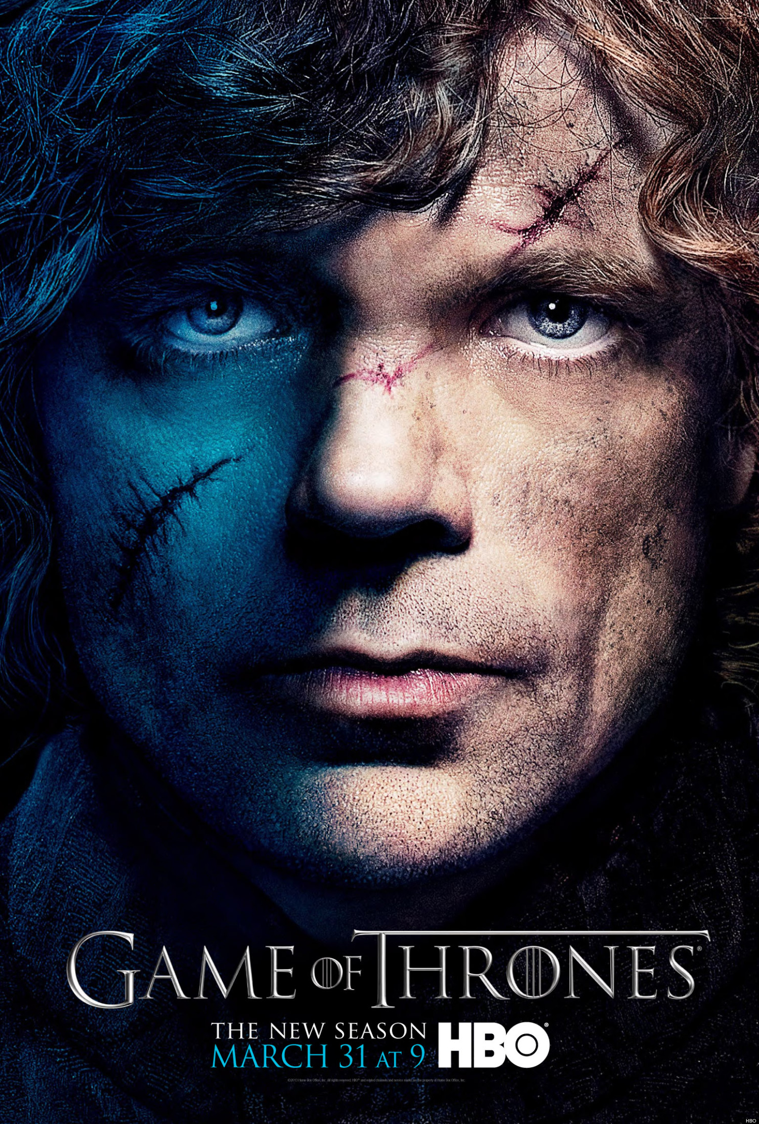 'Game Of Thrones' Posters Show Characters' Dark Side